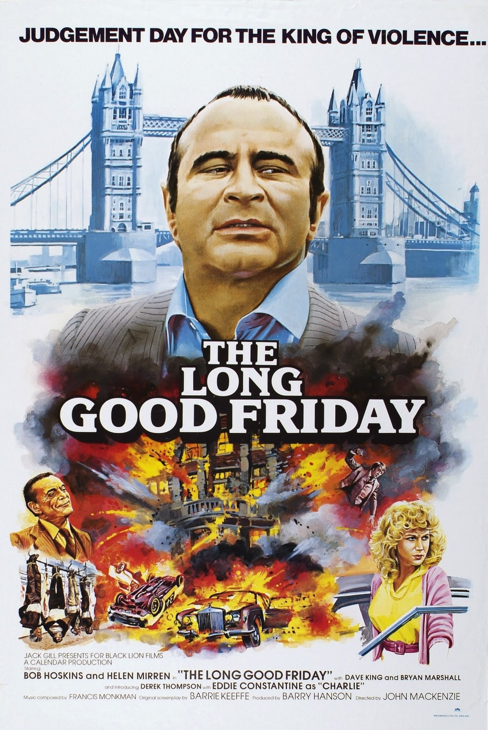 Poster for The Long Good Friday