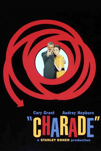 Poster for Charade