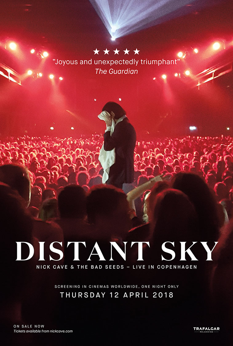 Poster for Distant Sky