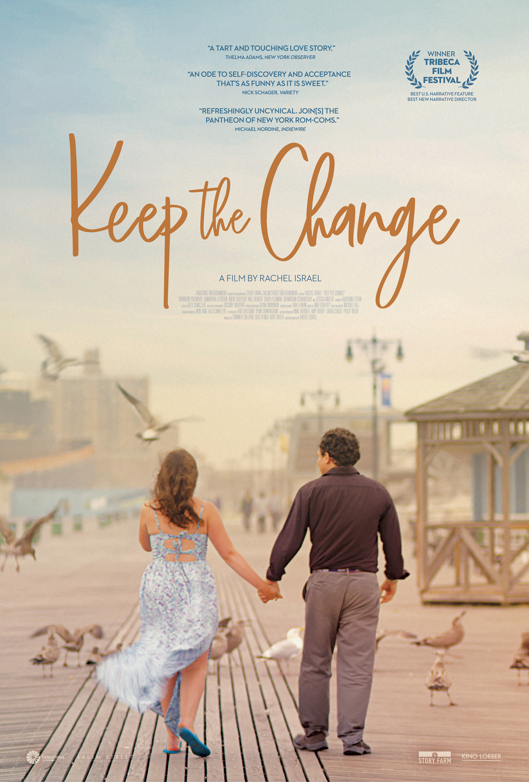 Poster for Keep The Change