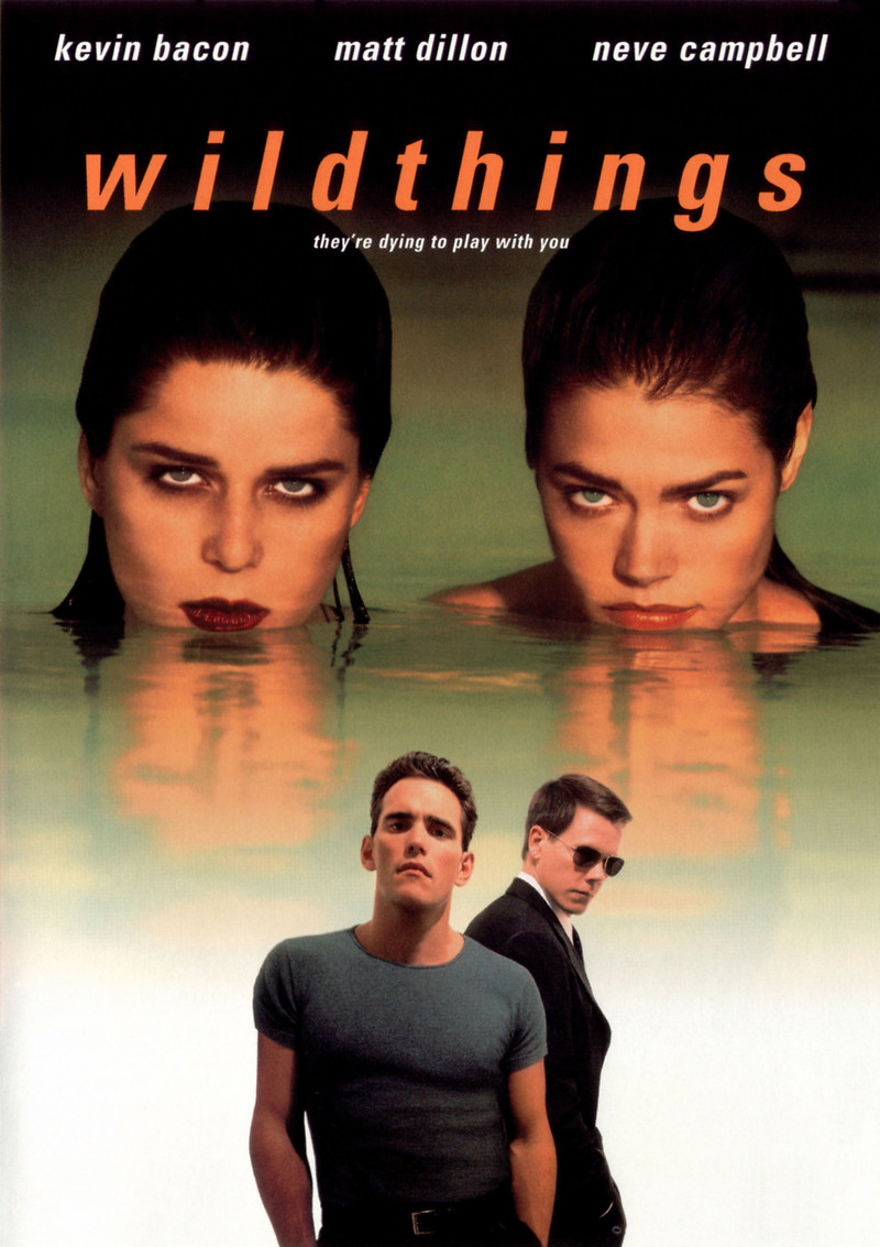Poster for Wild Things