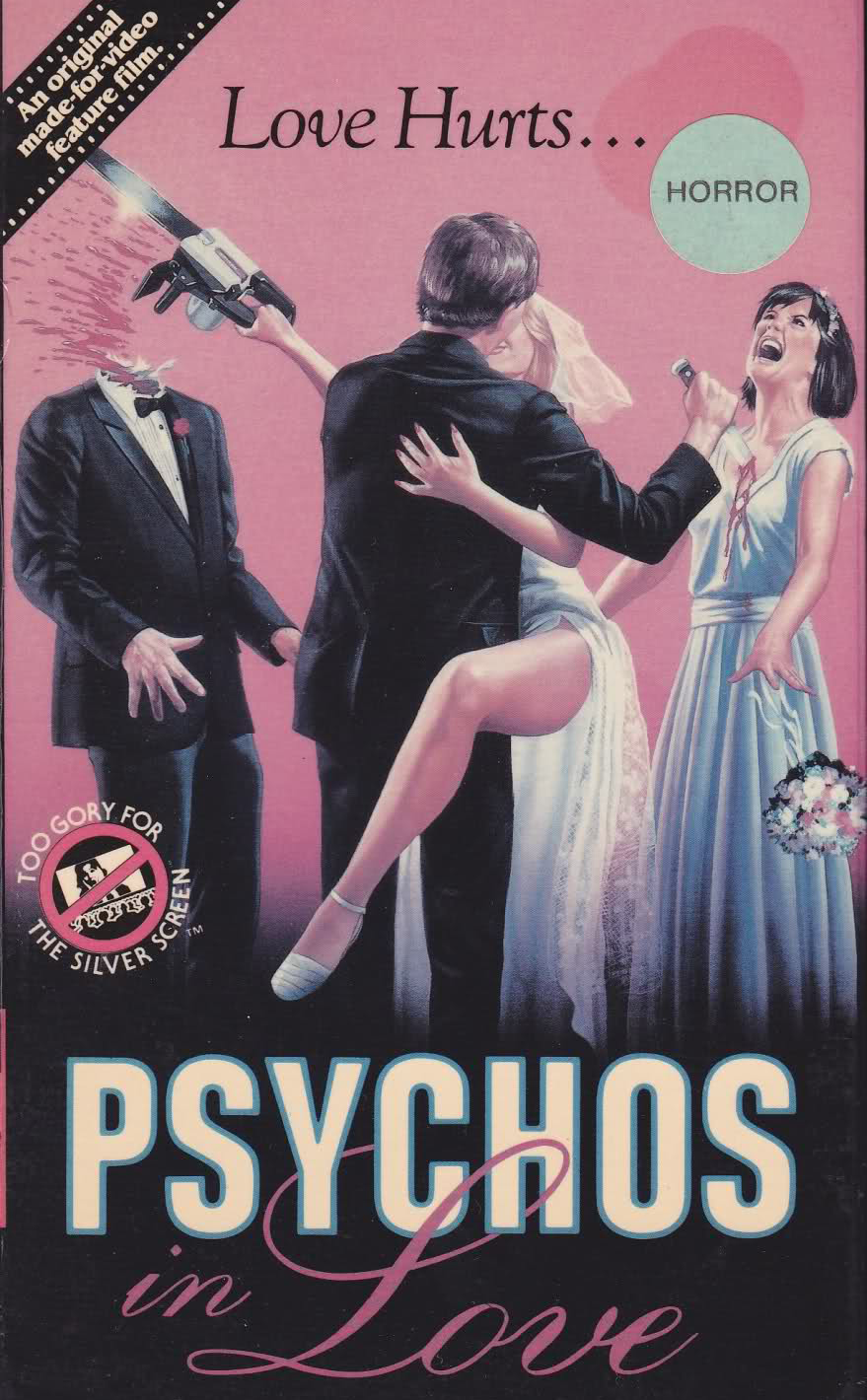 Poster for Psychos in Love