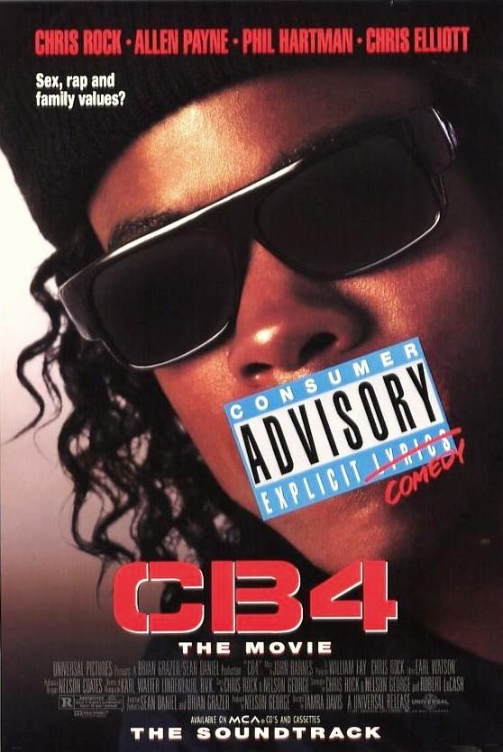 Poster for CB4