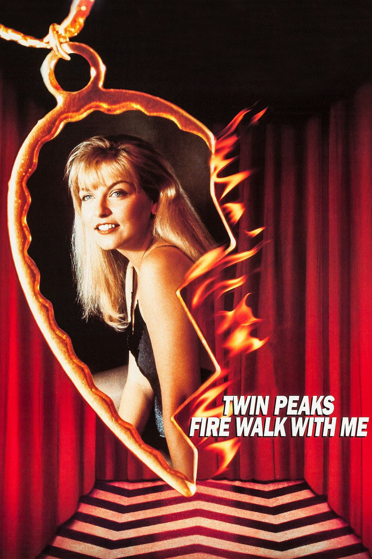 Poster for Twin Peaks: Fire Walk With Me