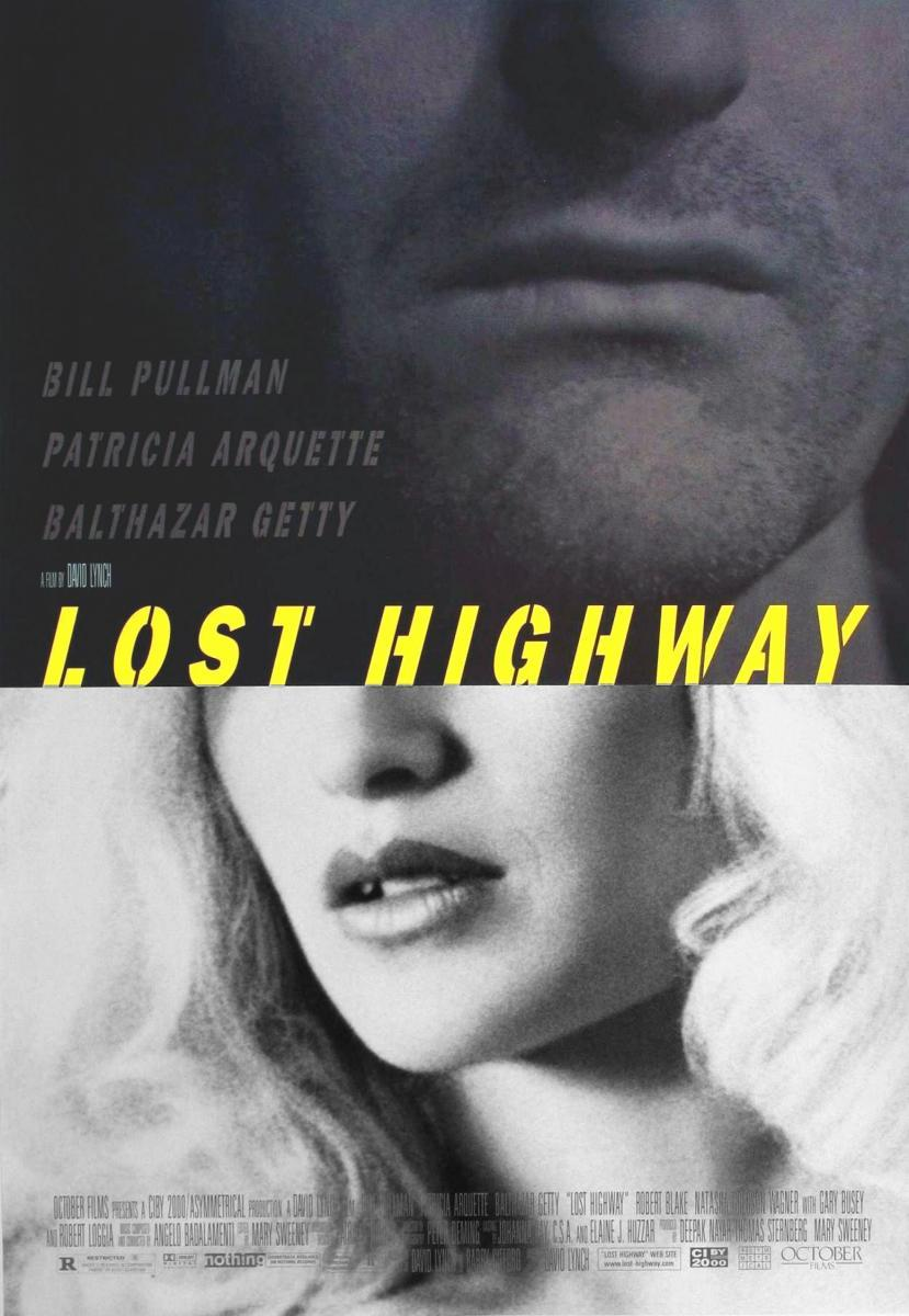 Poster for Lost Highway