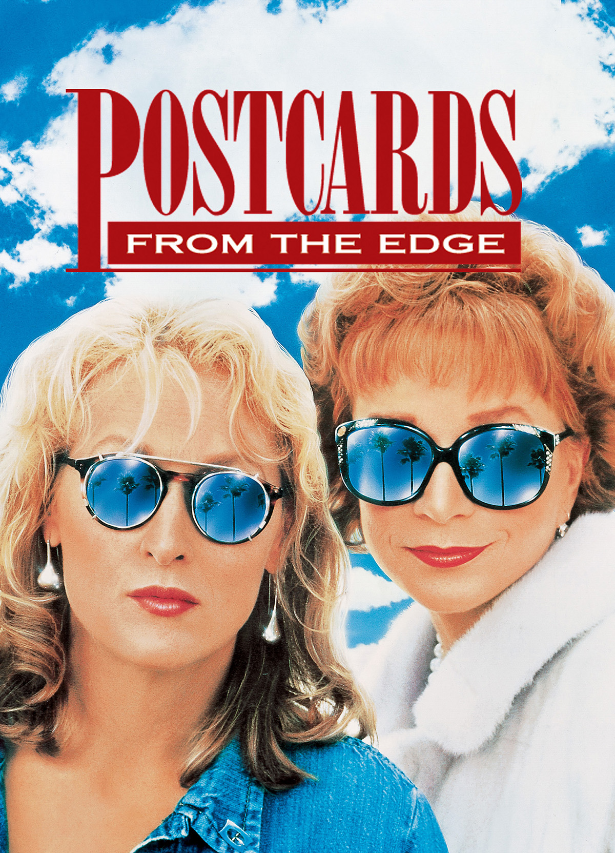 Poster for Postcards from the Edge