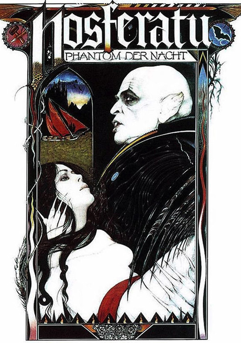 Nosferatu the Vampyre – Nitehawk Cinema – Williamsburg