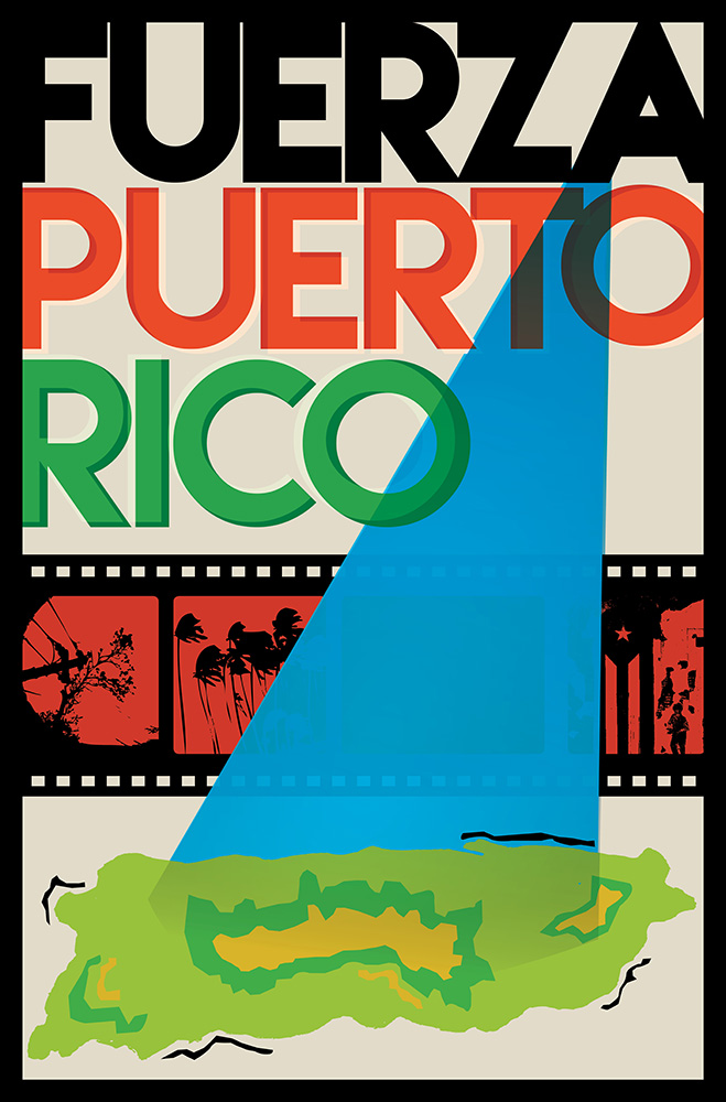 Poster for Fuerza Puerto Rico