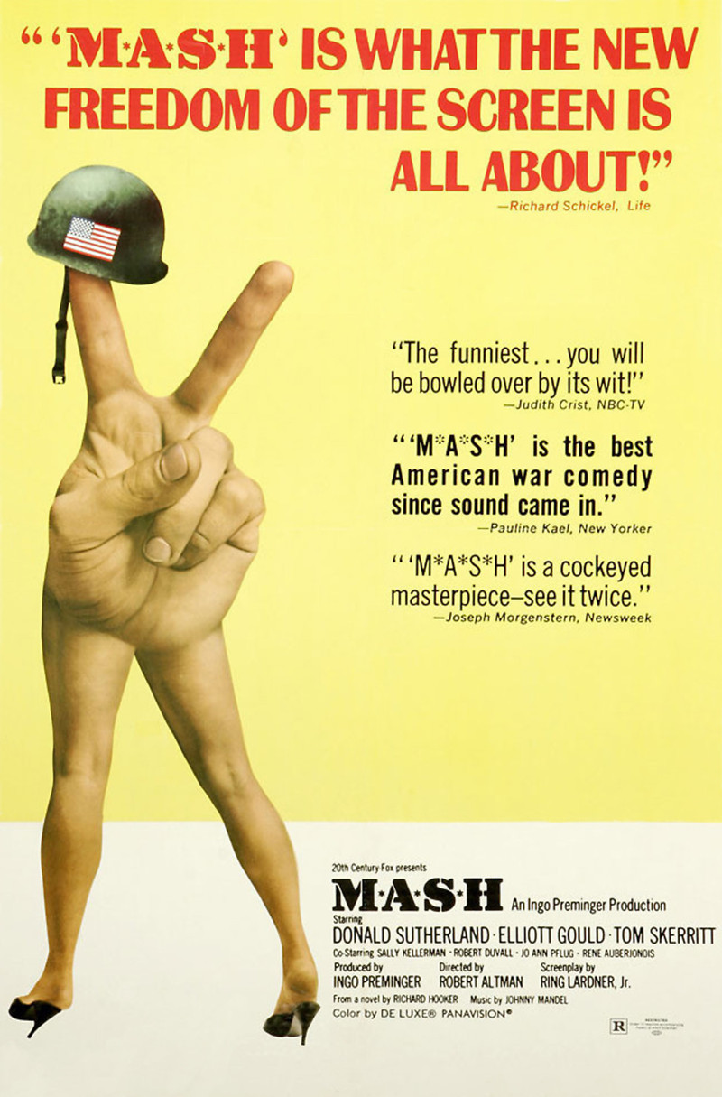 Poster for M*A*S*H