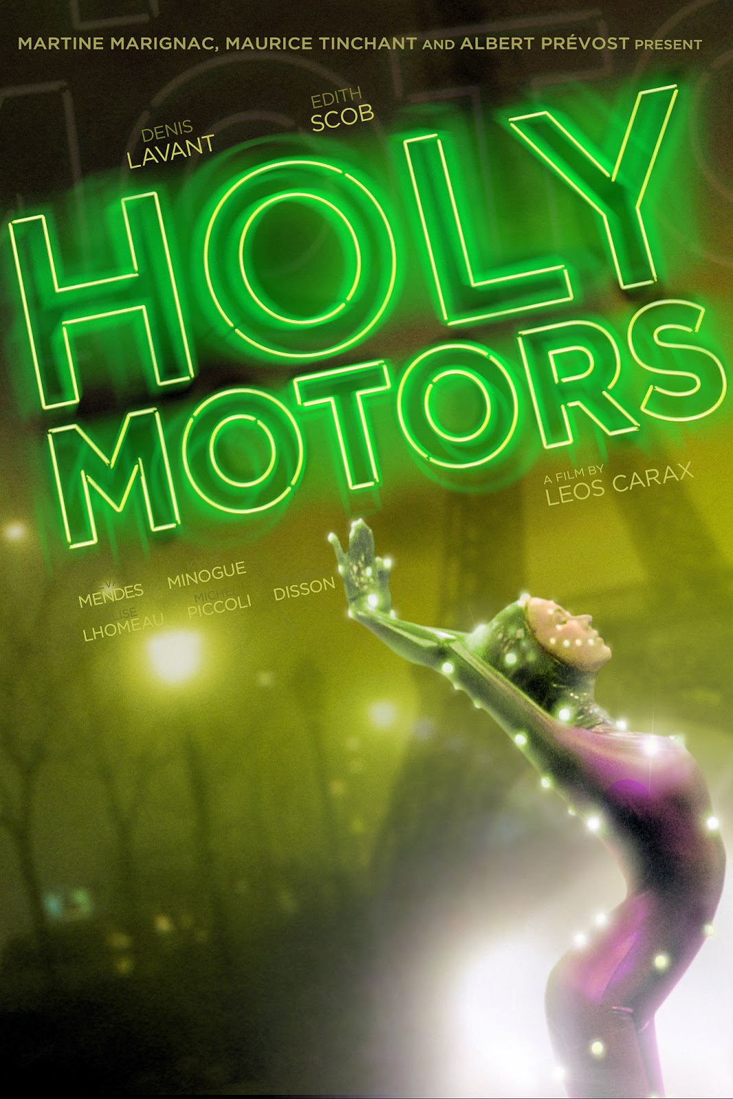 Poster for Holy Motors