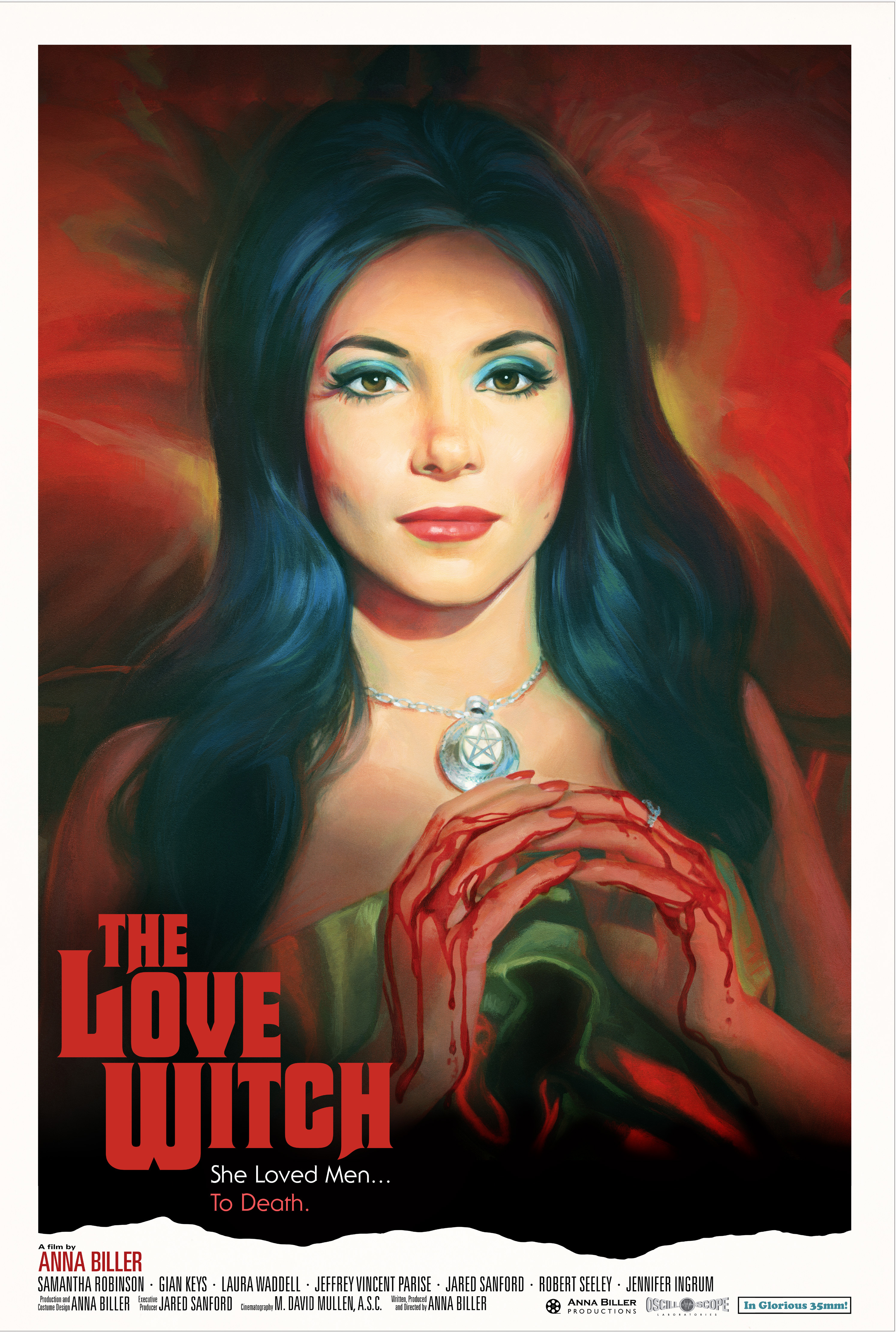 Poster for The Love Witch
