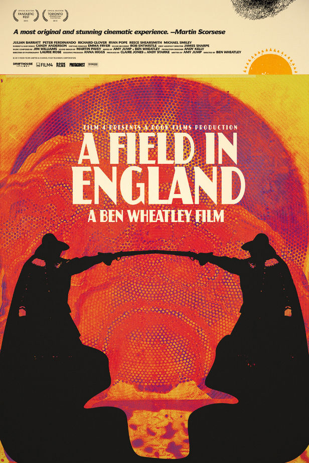 Poster for A Field in England