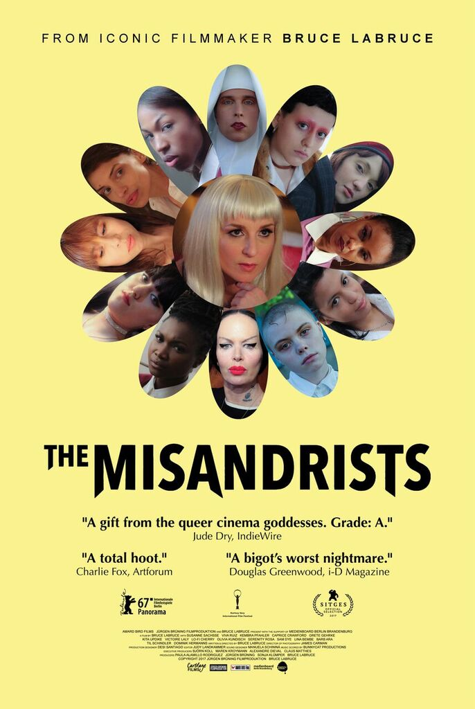 Poster for The Misandrists