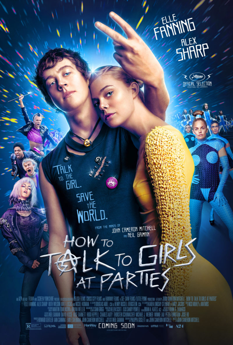 Poster for How To Talk To Girls At Parties