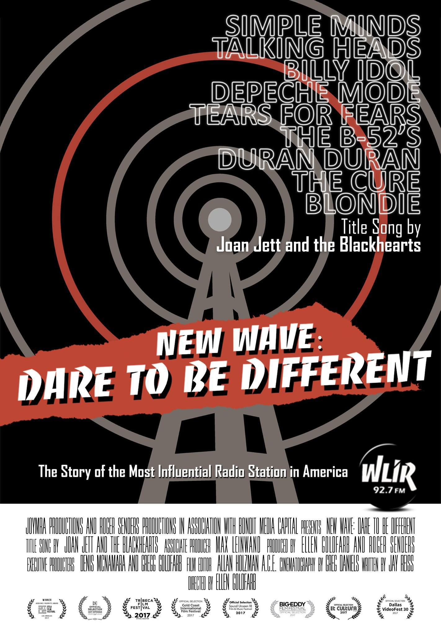 Poster for Dare to be Different