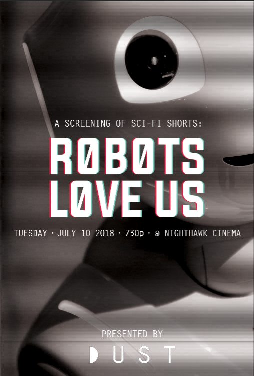 Poster for ROBOT'S LOVE (US)