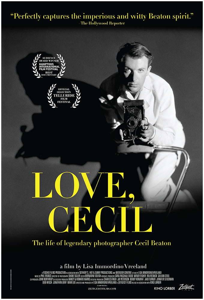 Poster for LOVE, CECIL