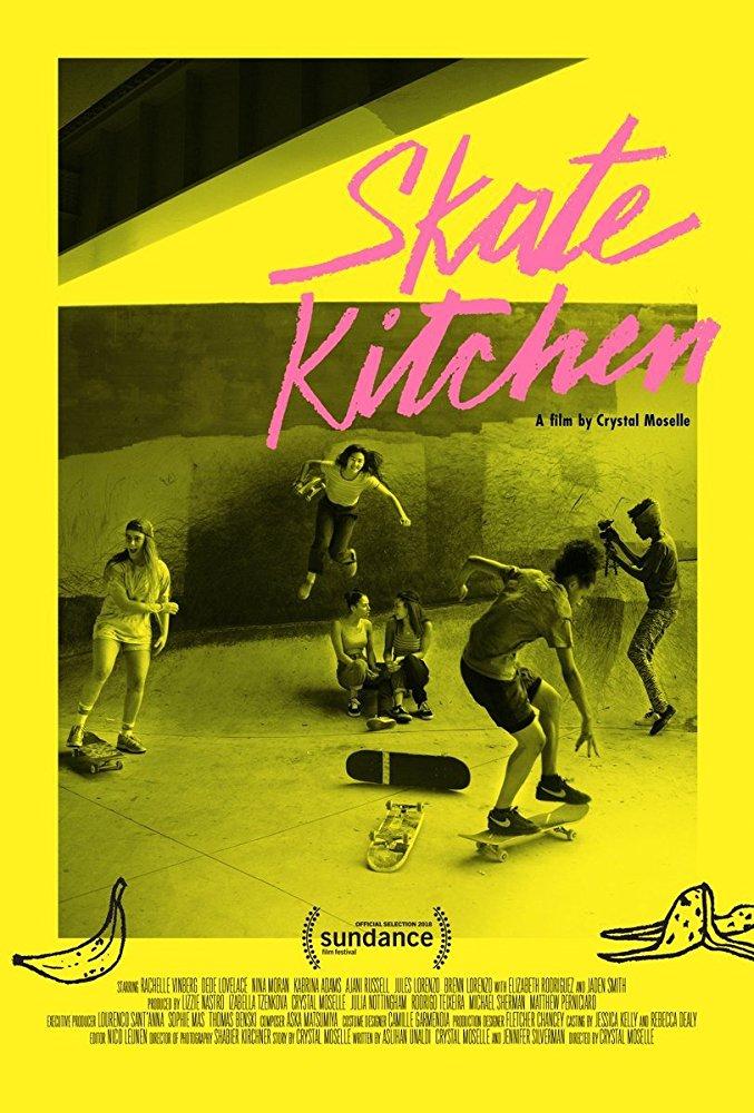 Poster for Skate Kitchen