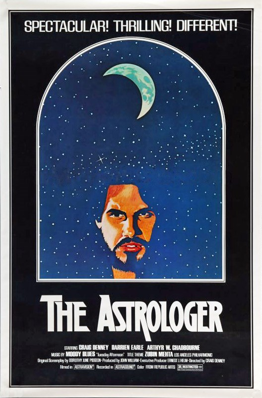 Poster for THE ASTROLOGER
