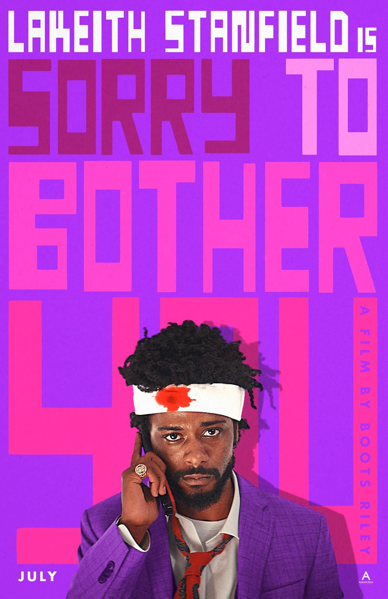 Poster for Sorry to Bother You