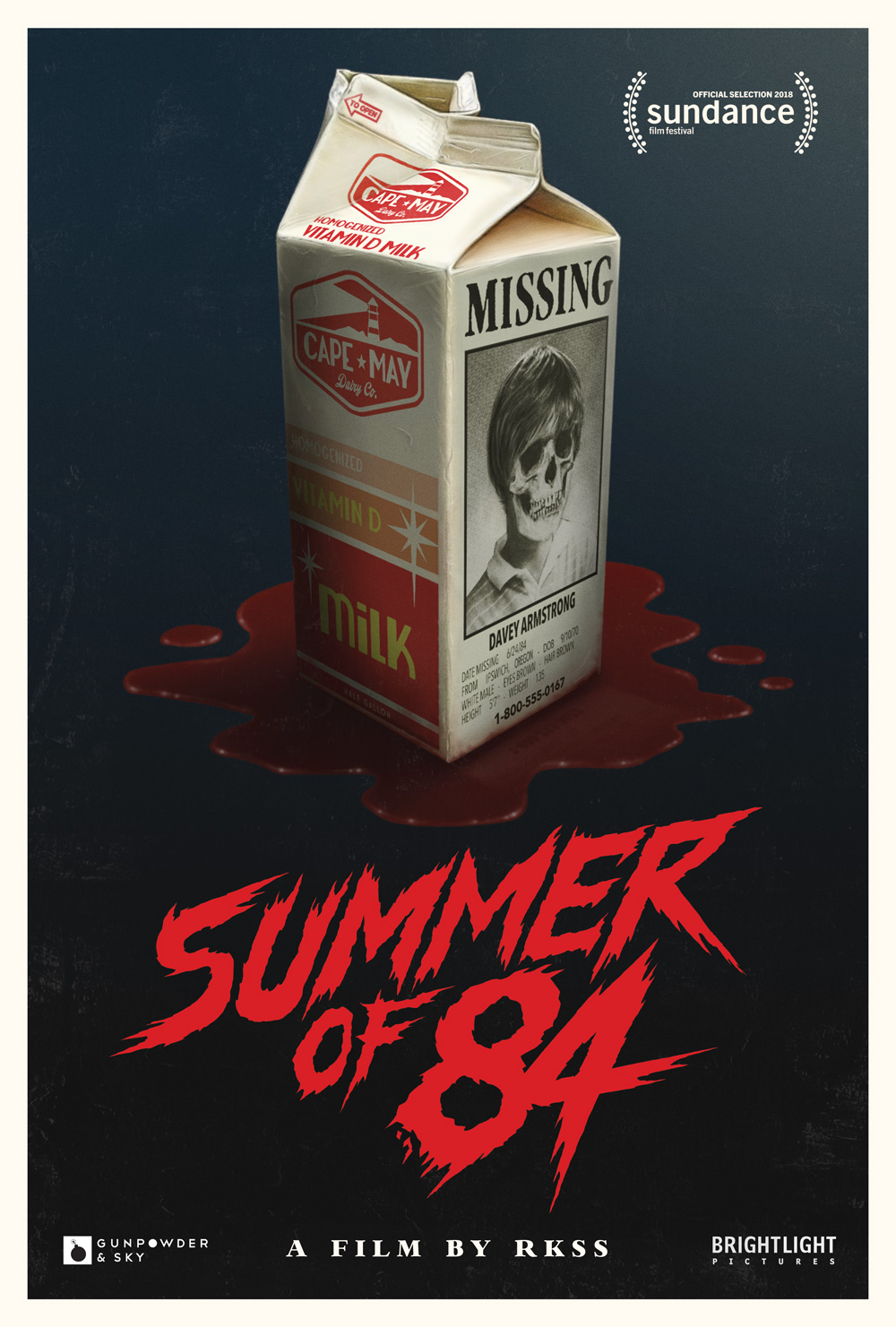 Poster for Summer of '84