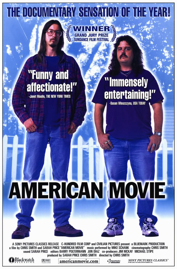 Poster for Crime Cutz w/ American Movie