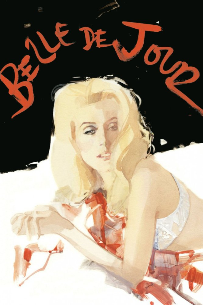 Poster for Belle de Jour