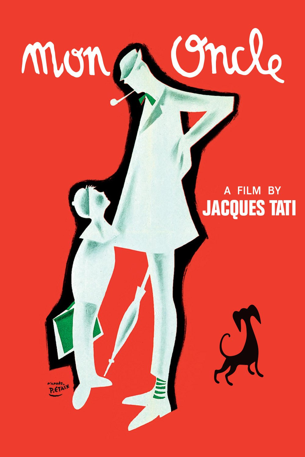 Poster for Mon Oncle
