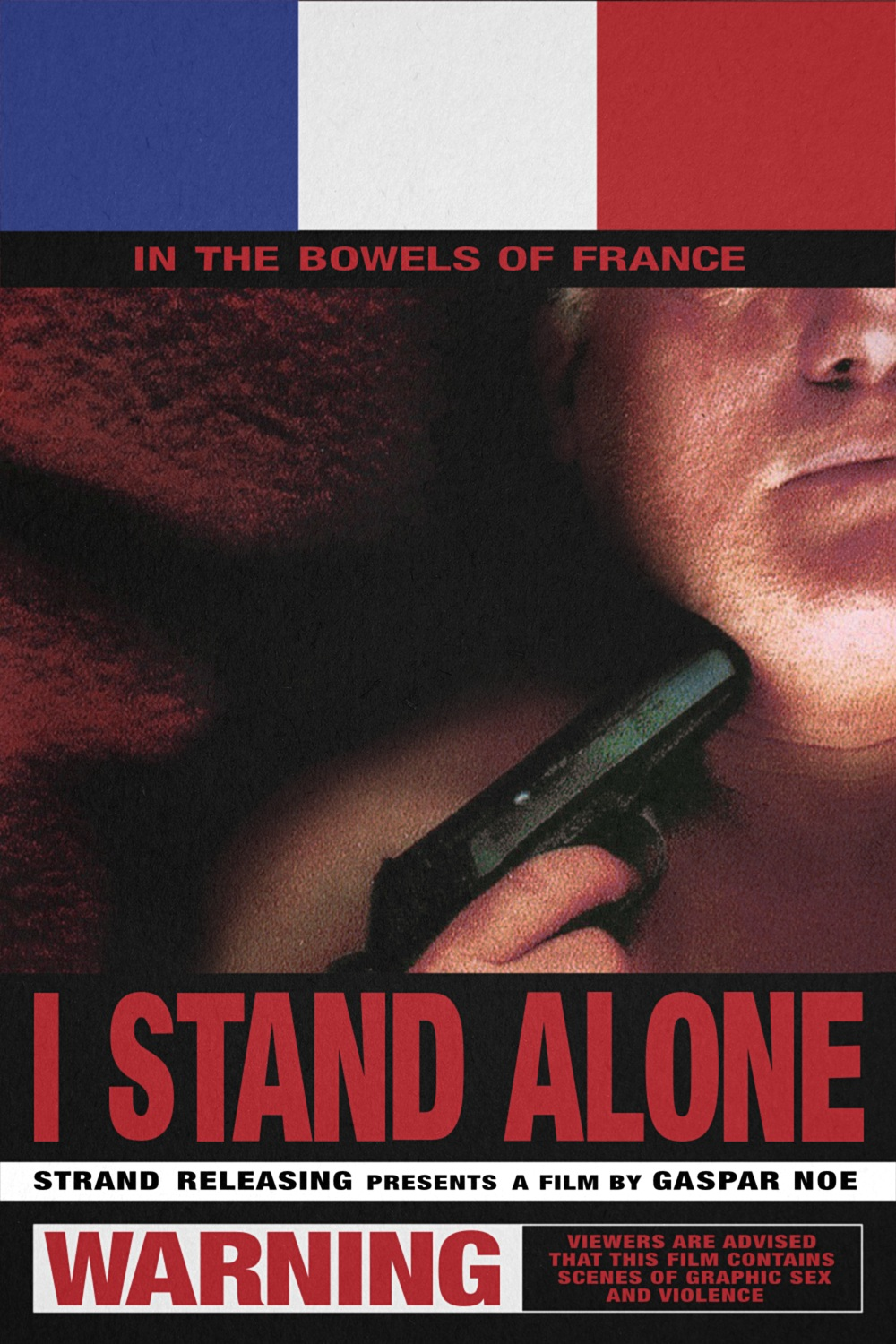 Poster for I Stand Alone