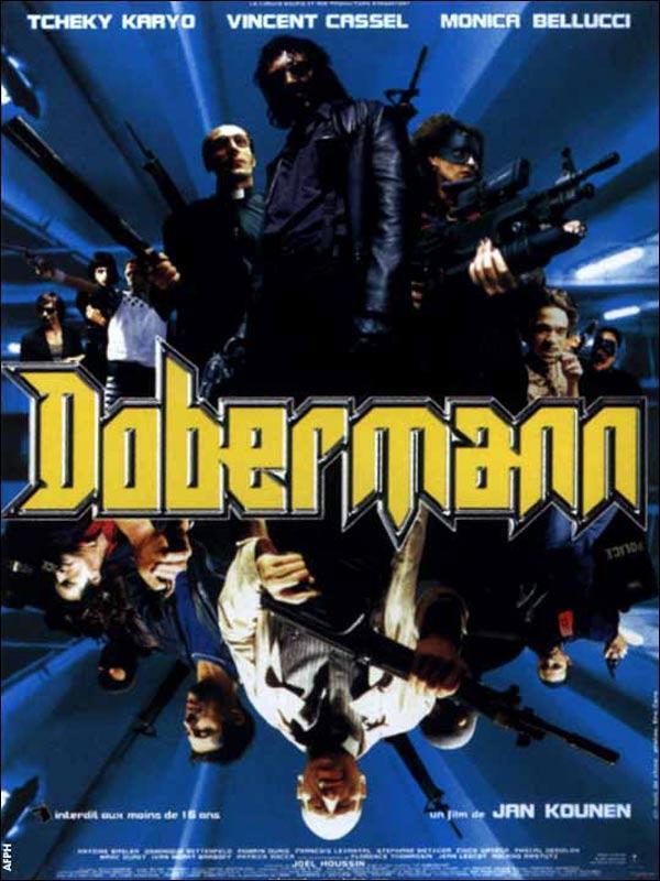 Poster for Dobermann