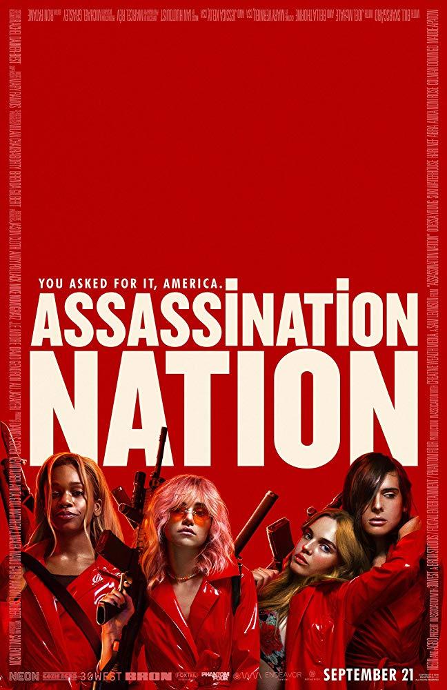 Poster for Assassination Nation