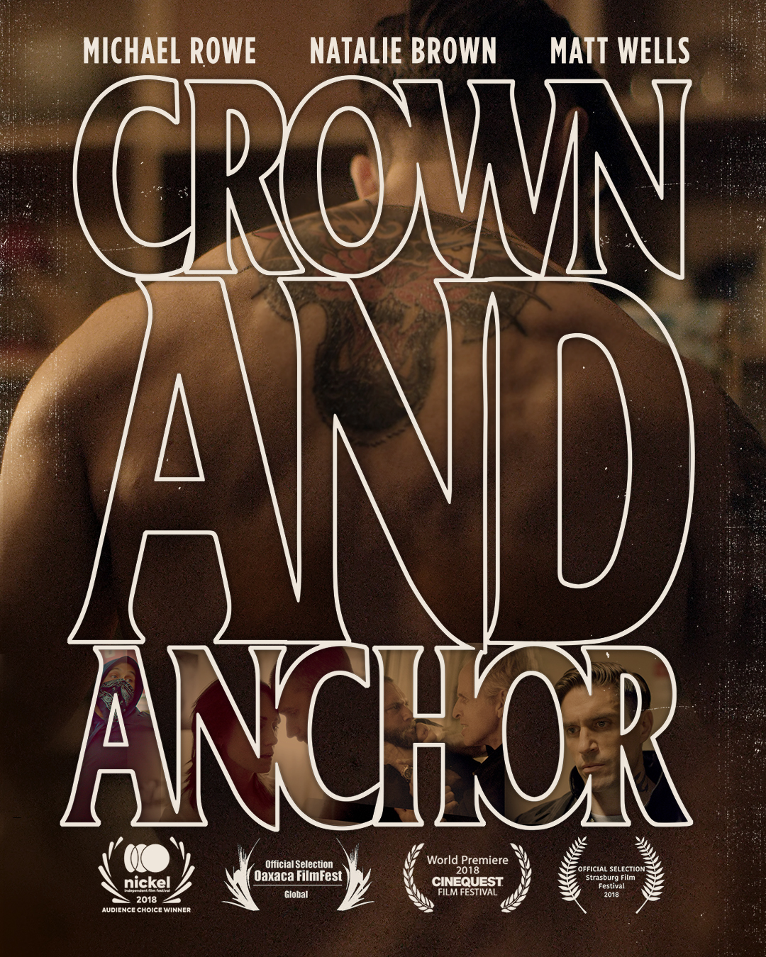 Poster for Crown and Anchor