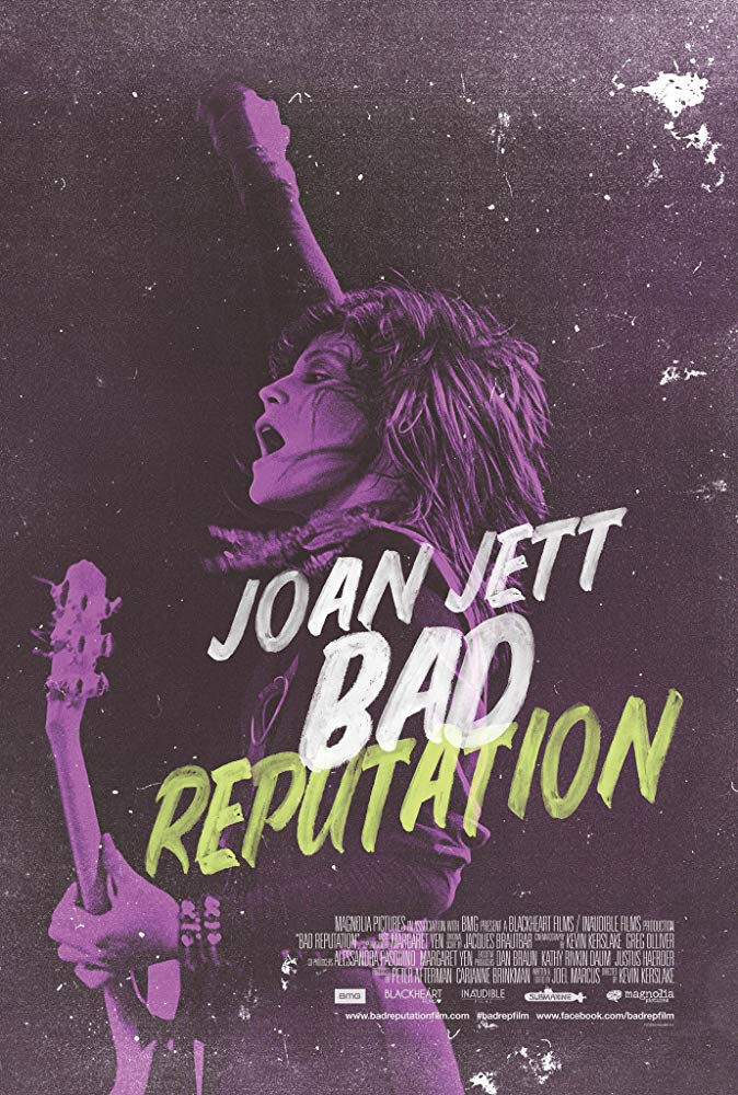 Poster for Bad Reputation