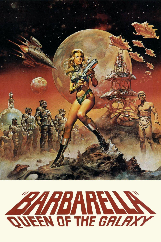 Poster for Barbarella