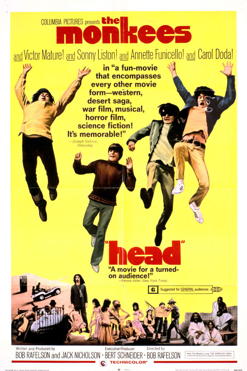 Poster for Head