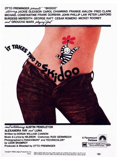 Poster for Skidoo