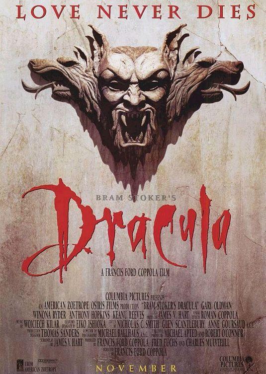 Poster for Bram Stoker's Dracula