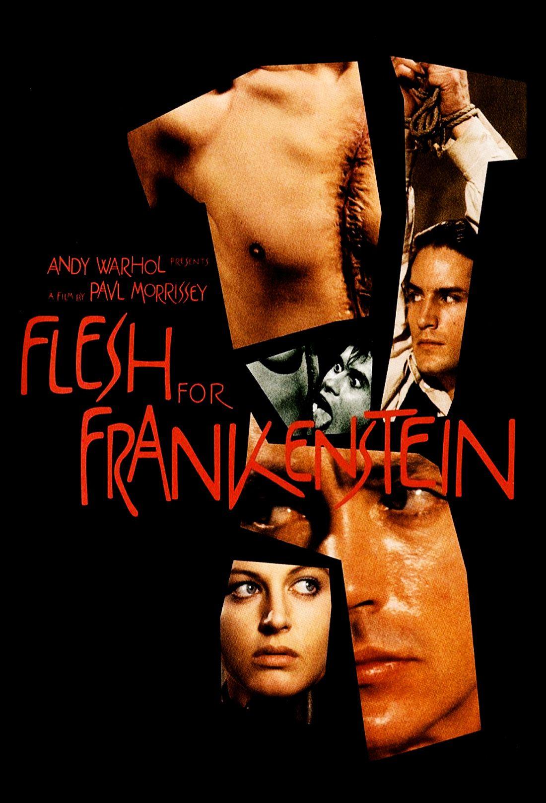 Poster for Flesh for Frankenstein