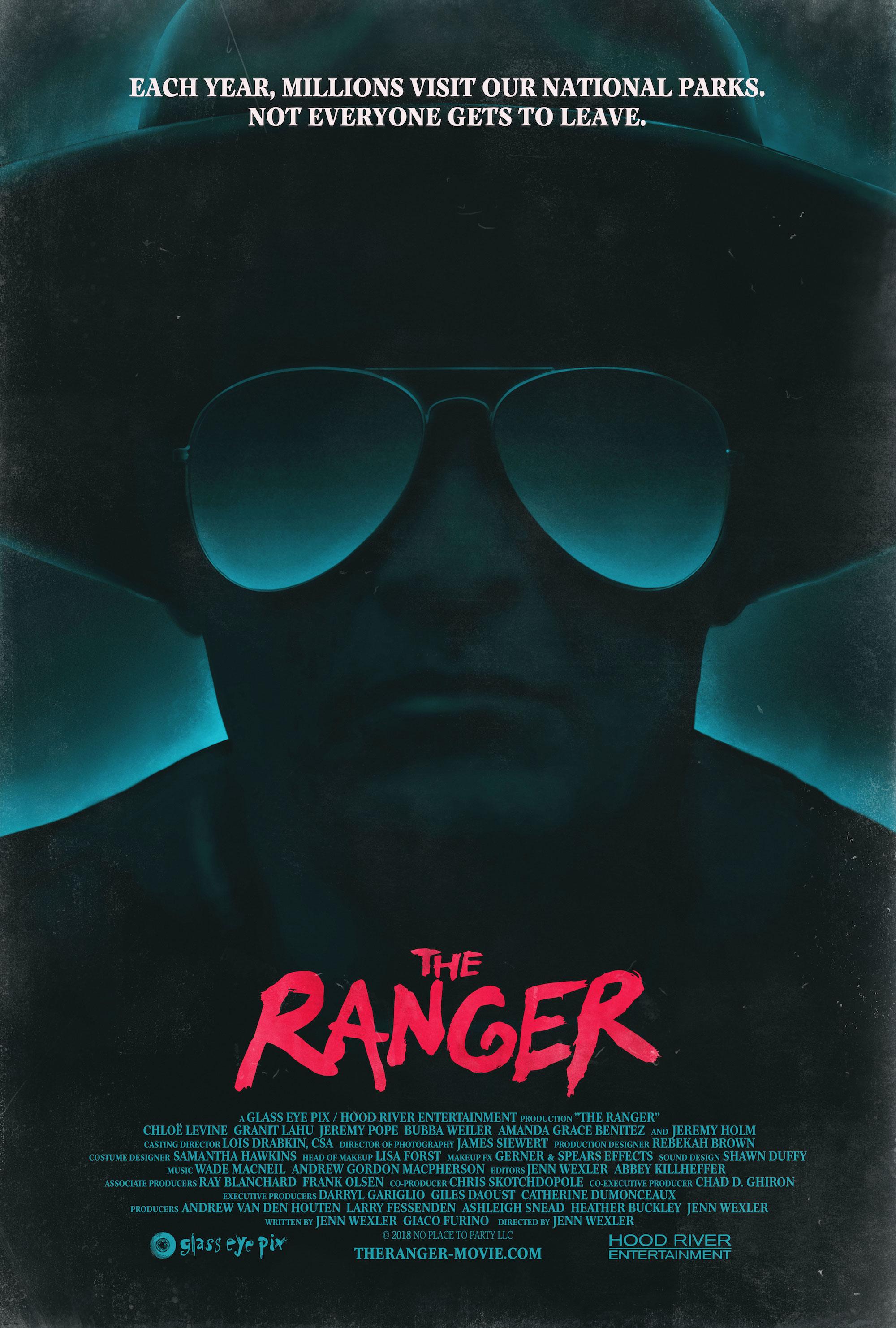 Poster for The Ranger