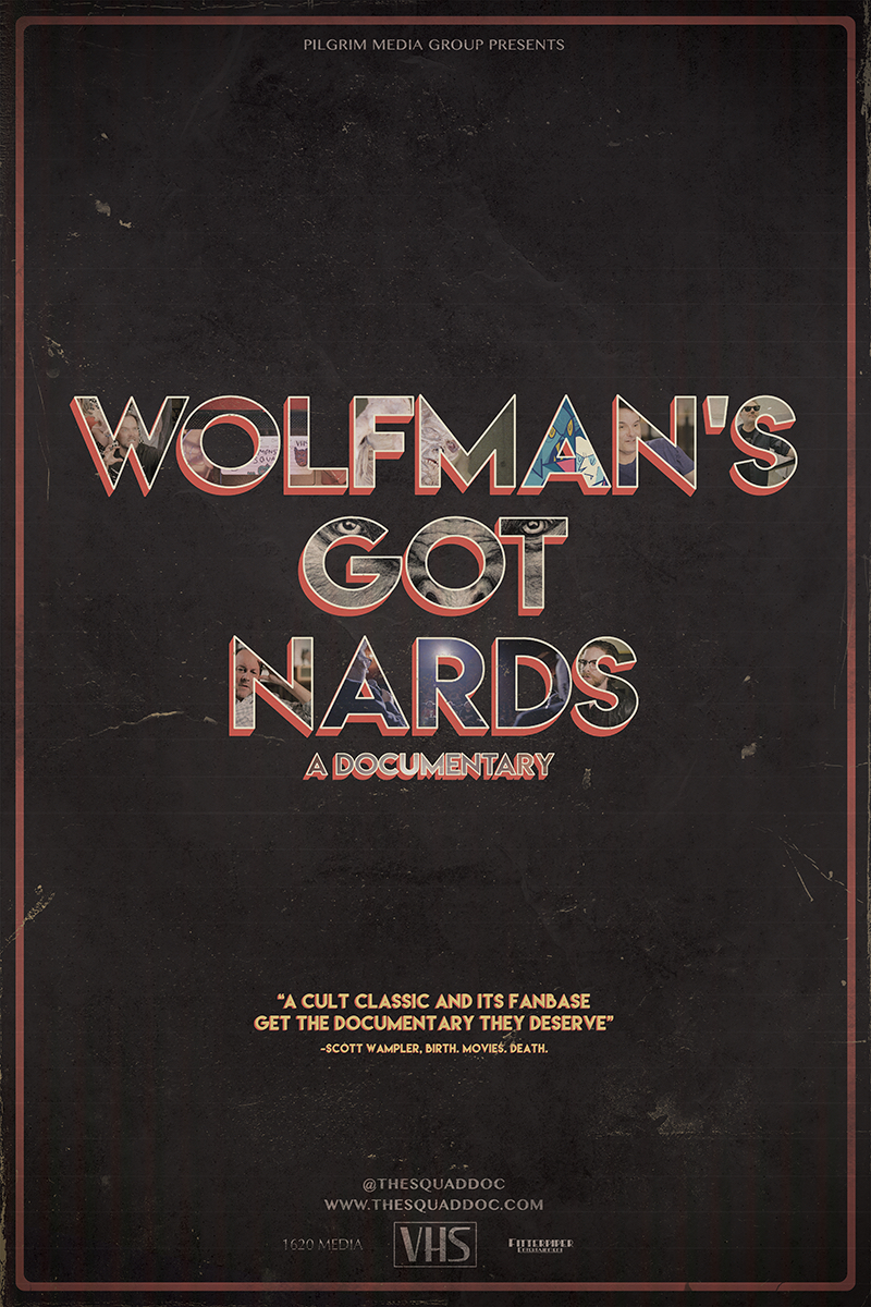 Poster for Wolfman's Got Nards