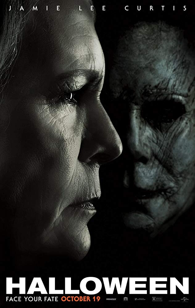 Poster for Halloween (2018)
