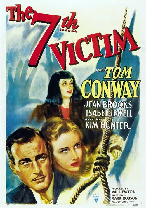 Poster for The Seventh Victim