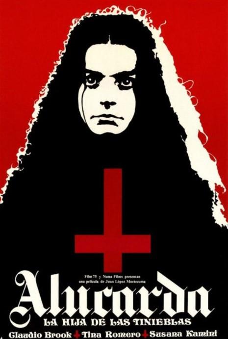 Poster for Alucarda