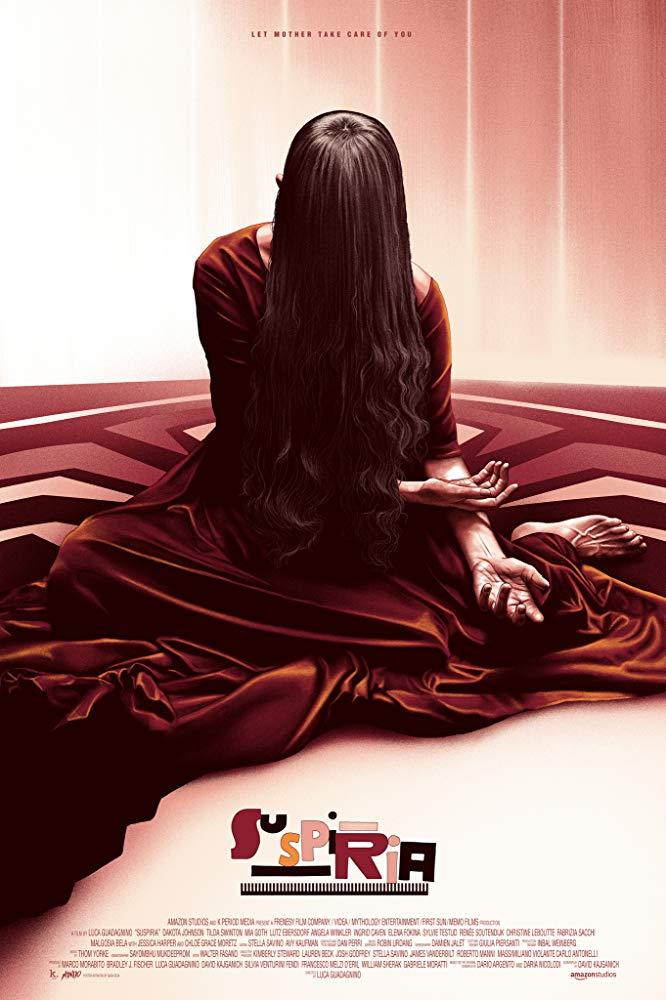 Poster for Suspiria (2018)