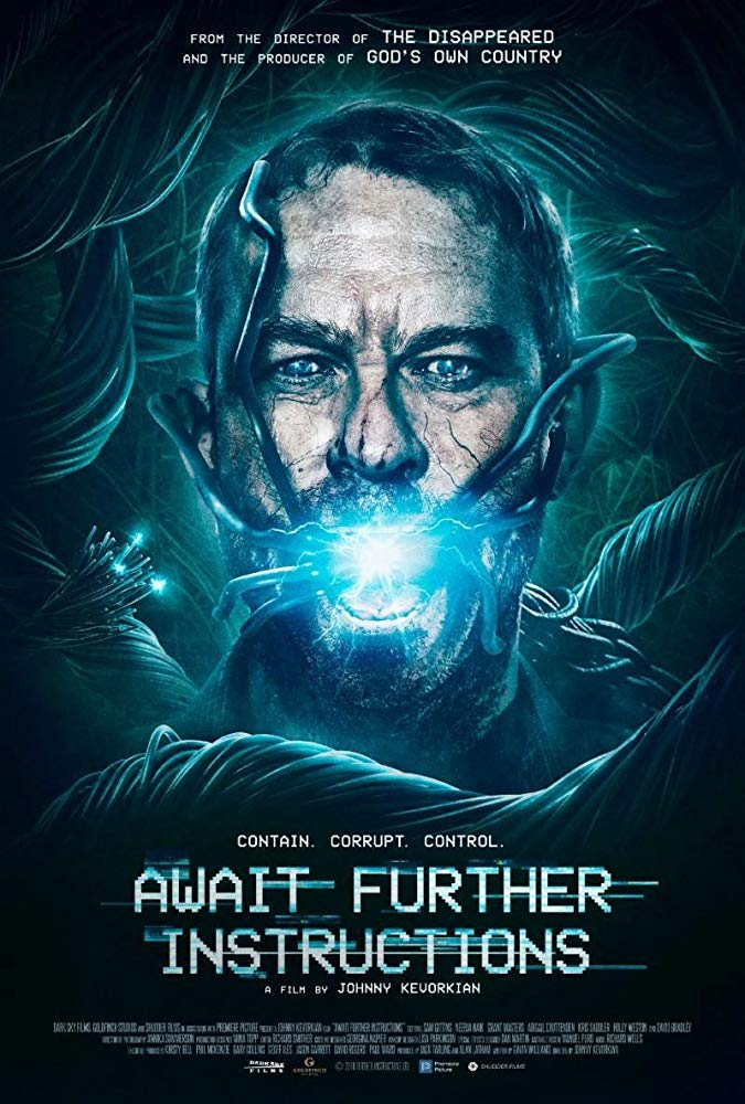 Poster for Await Further Instructions