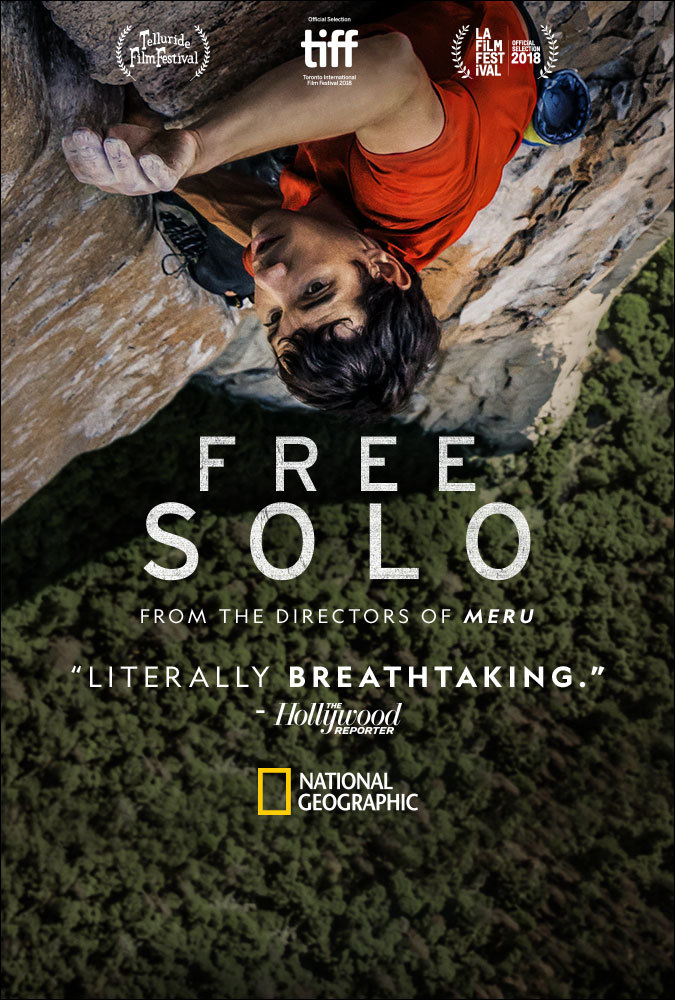 Poster for Free Solo