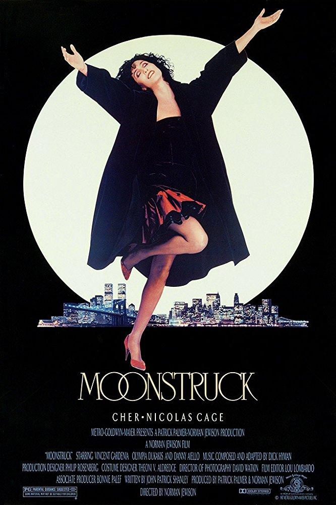 Poster for Moonstruck
