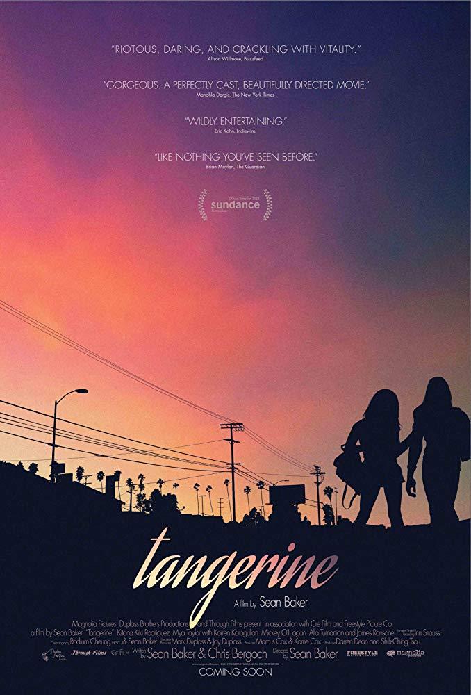 Poster for Tangerine