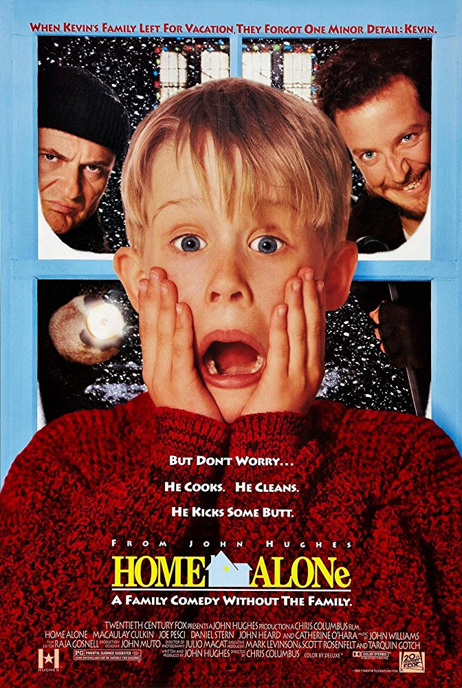 Poster for Home Alone