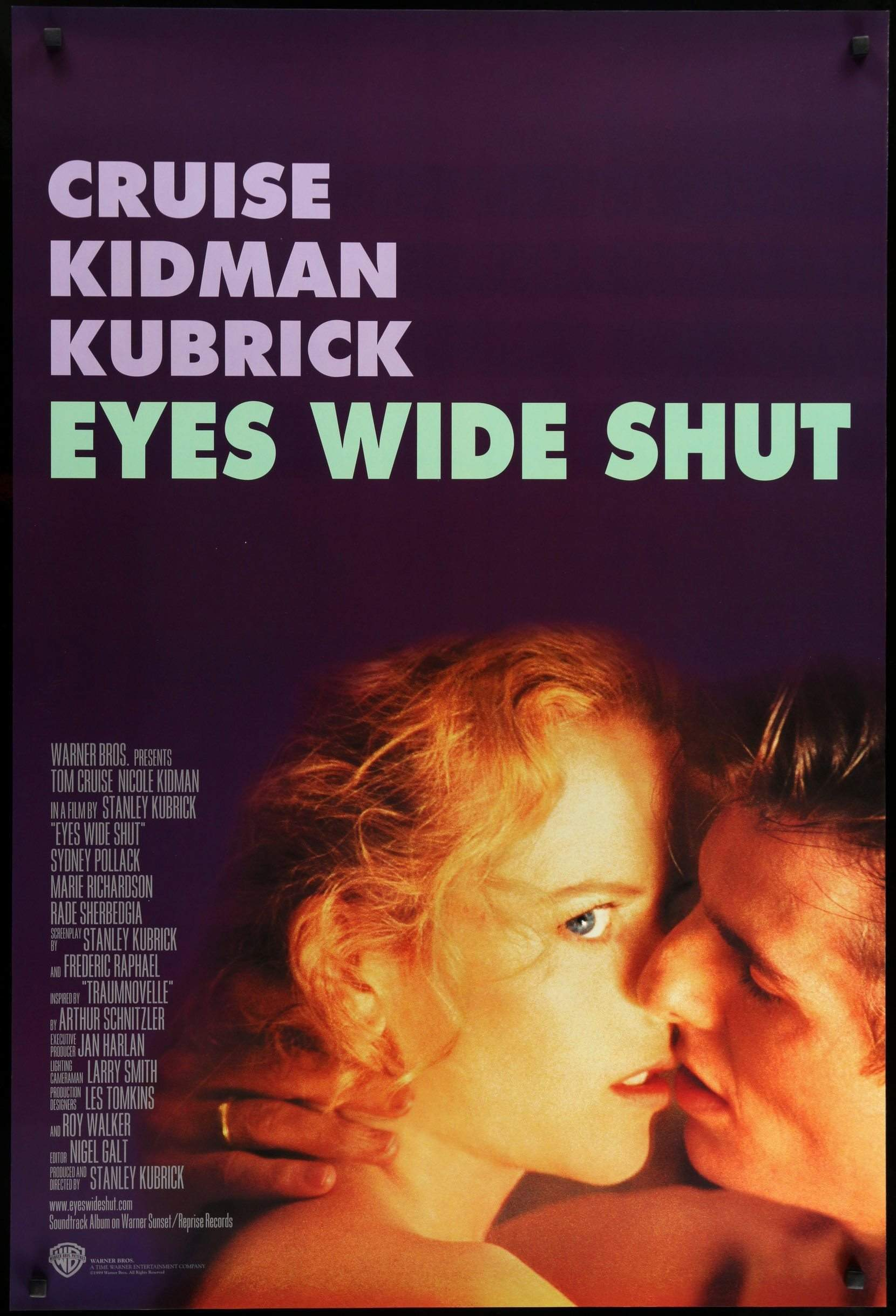 Poster for Eyes Wide Shut